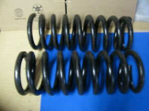 41 46 47 48 1941 1948 Dodge Plymouth Nos Coil Springs Mc Quay Norris Usa Front