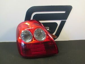 2003 Toyota Mr2 Spyder Left Driver Tail Light Taillight Assembly Flaw Cracked