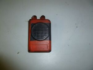 Motorola Minitor V 450 457 9 Mhz Uhf Stored Voice Fire Ems Pager Oa540e