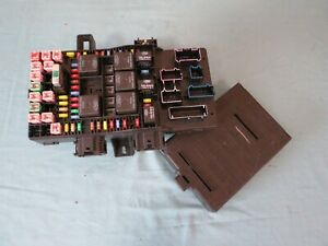 03 04 05 06 Ford Expedition Lincoln Navigator Fuse Box Relay 5l1t 14a067 ac