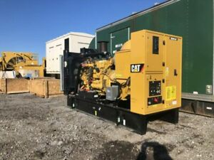 Cat C9 300kw Tier 3 Generator Set