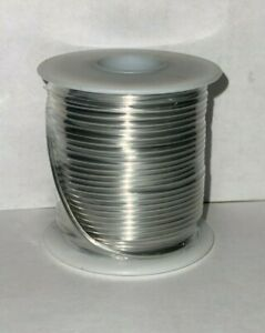 Tinned Copper Wire 18 Awg 16 Oz Spool 199 Feet Diameter 0 040