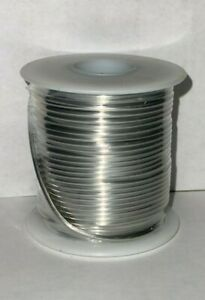 Tinned Copper Wire 18 Awg 5 Lb Spool 995 Feet Diameter 0 040