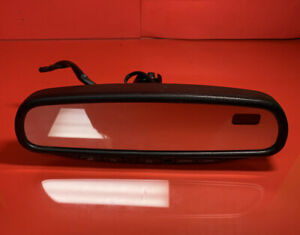 Infiniti M35 Auto Dimming Rear View Mirror Gntx 313 Compass 015633 Homelink