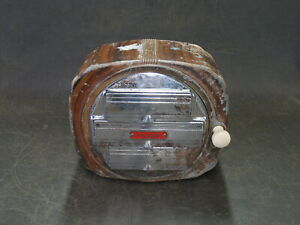 Vintage Accessory Deluxe Heater With Rotating Vent Hot Rat Rod