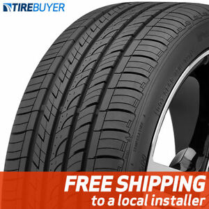 4 New 235 45r17 94h Nexen N5000 Plus 235 45 17 Tires