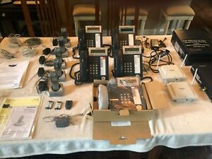 Business Commercial Phone System Panasonic