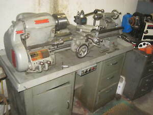 South Bend 10k Lathe Fully Tooled 9 Heavy 10
