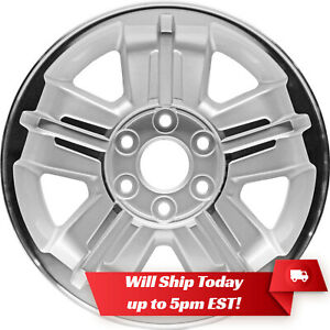 New 18 Replacement Alloy Wheel Rim For 2007 2013 Chevy Silverado 1500 Tahoe