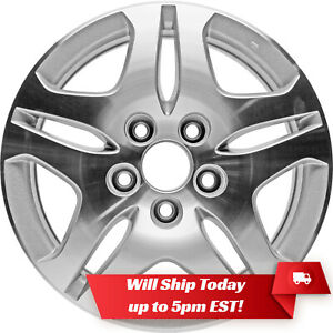 New Set Of 4 16 Alloy Wheels Rims And Centers For 2005 2007 Honda Odyssey