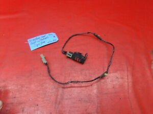 87 98 Mustang Under Hood Engine Courtesy Light Lamp Switch W Wiring 2 Pin Plug