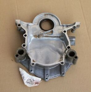 87 94 Ford F150 Bronco F250 F350 5 8 5 0 Front Main Housing Timing Cover Oem