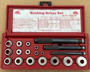 Mac Tools 22 Piece Bushing Driver Set Mac Part Number Bd3142m