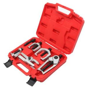 5pc Front End Service Separate Pitman Arm Tie Rod Puller Ball Joint Tool Kit Us