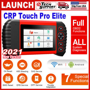 Launch X431 Pro Automotive Full System Obd2 Scanner Car Diagnostic Scan Tool Us