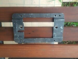80 86 Ford Truck Bronco Radio Faceplate Bracket 1980 1986