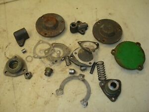 1961 John Deere 2010 Gas Tractor Misc Transmission Parts
