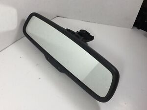 Oem Ford Auto Dim Inside Rear View Mirror W compass Sync Microphone Oem 06 15
