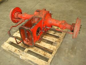 1959 Ford 861 Tractor Rearend Assembly 800