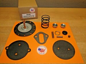 1958 1959 1960 1961 1962 Cadillac Fuel Pump Rebuild Kit With Modern Materials