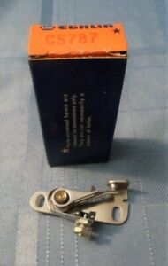 Napa Echlin Cs 788 Ignition Points Contacts Nos Free Shipping