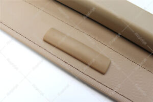 Rear Trunk Security Cargo Cover Blind Shade Area For 2002 2006 Honda Crv Beige