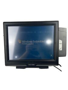 Touch Dynamic Breeze All in one Touchscreen Pos System Win Xp W Card Scanner