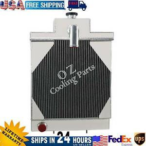 A39344 A35604 Radiator For 430ck 480b 480ck 530ck 580bck 580ck Series 2 Backhoes