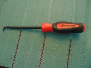 Snap On Tools Usa New Red 10in Long Soft Grip Cotter Pin Puller Sgcp1b