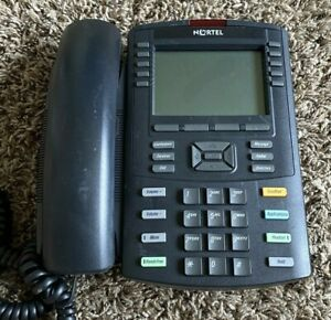 Nortel avaya Black Model Ntys20 Ip Phone 1230