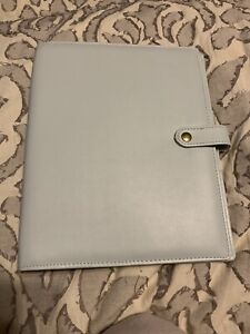 New Recollections A5 Planner Binder Baby Blue 6 Ring Michaels