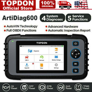 Obdii Scanner Launch X431 Pro Car Diagnostic Scan Tool Code Reader Tpms Oil Sas