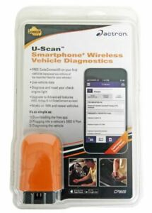 Actron Cp9600 U scan Obd2 Wireless Smartphone Interface Scan Tool Codeconnect