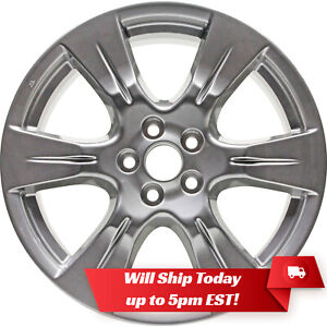 New Set Of 4 19 Replacement Alloy Wheels Rims For 2011 2019 Toyota Sienna 69582