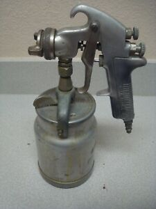 Devilbiss Type Jga 502 Air Spray Paint Spray Gun With Paint Cup