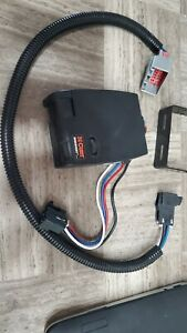 Curt Discoverer Brake Controller With Install Kit 08 F250