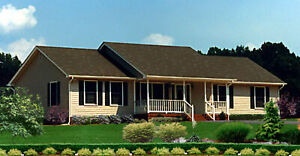 Worchester 26x56 Rancher Customizable Shell Kit Home Delivered Ready To Build