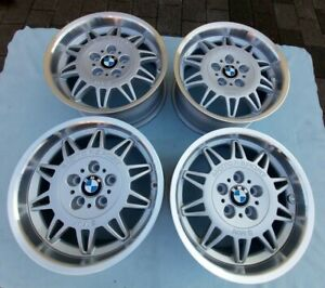 Bmw E36 M3 Style 22 Ds1 Wheels 7 5 X 17 Inch Restored And New Coated