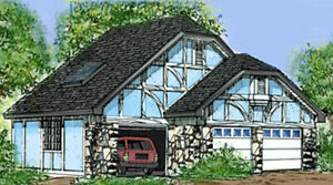Bryce Canyon 24x36 Carriage House Custmzble Shell Kit Delivered Ready To Build