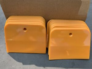 40 Pieces Of 4 Inch Yellow Bondo Spreaders Body Filler Fiberglass Spreaders