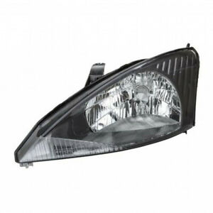 Fits 2003 2004 Ford Focus Headlight Driver Side dot