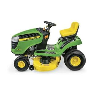 John Deere E100 42 in Riding Lawn Mower Parts Only