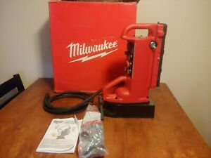Milwaukee 4203 Adjustable Position Base For Electromagnetic Drill Press New
