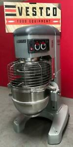 Hobart hl800 80 Quart 4 Speed Commercial Bakery Restaurant Dough Food Mixer