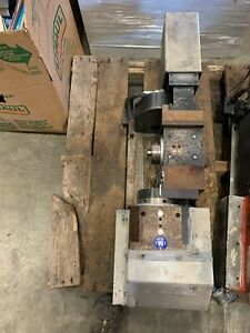 Module Swiss Made 4th 5th Axis Rotary Table