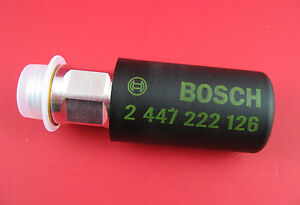 Oem Bosch Diesel Hand Primer Replaces Screw Down Type Fits Many Applications