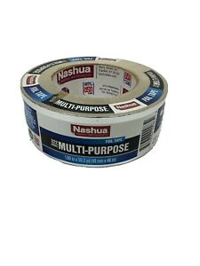 New Nashua Foil Tape 322 Hvac Multi purpose 1 89 In X 150 9 Ft Free Shipping