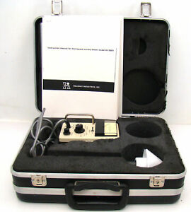Ets Lindgren Holaday 1501 Microwave Oven Survey Meter With Probe And Case