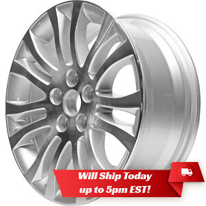 New 17 Replacement Alloy Wheel Rim For 2007 2010 Toyota Sienna 69520