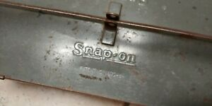 Vintage 1920 S 30 S Snap On Tool Box Grey